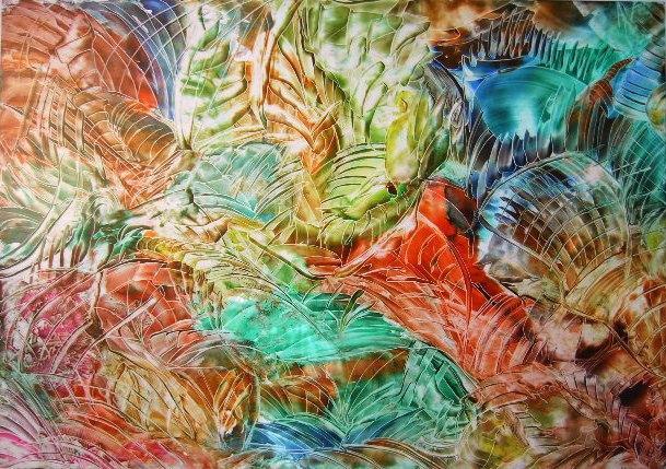 Phantasie 42x59cm/50x70cm 2008