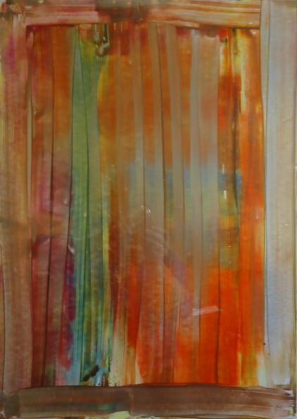 Abstrakt 1 42x59cm/50x70cm 2012