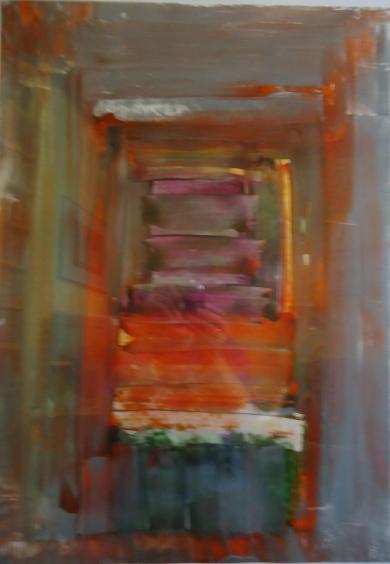 Abstrakt 2 42x59cm/50/70cm 2012