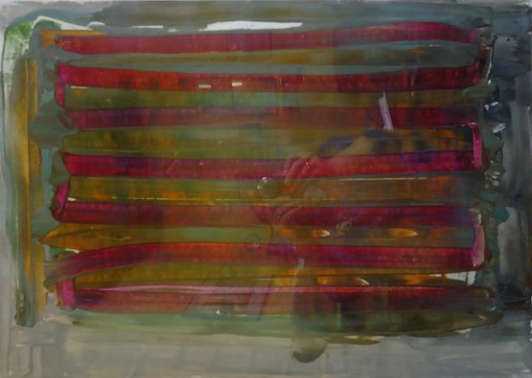 Abstrakt 3 42x59cm/50x70cm 2012