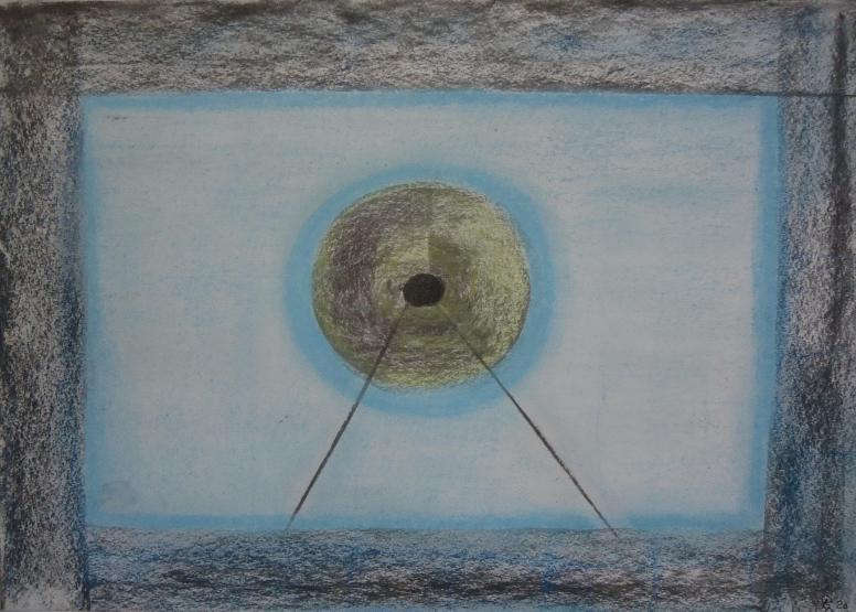 Pastellbild 11 30x42cm/40x50cm 2012